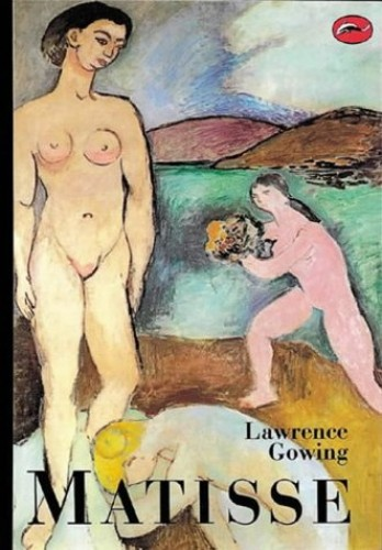 Matisse By Lawrence Gowing