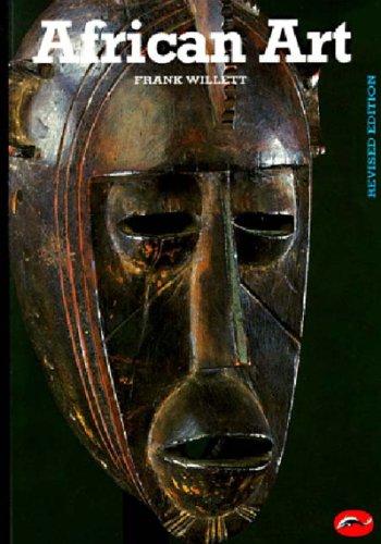 African Art By Frank Willett