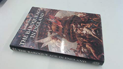 Baroque Age in Britain By Judith Hook