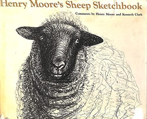 Moore's Henry Sheep Sketchbook By Kenneth Clark