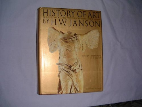 History of Art By H. W. Janson