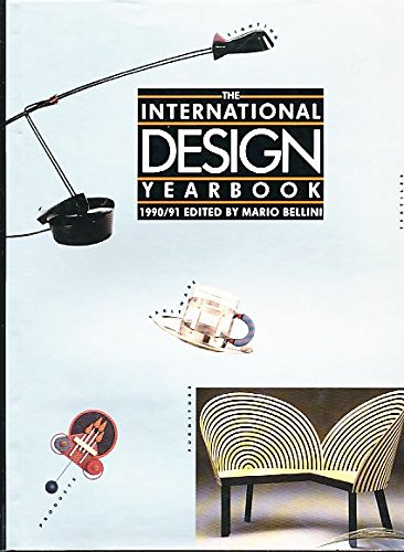 The International Design Year Book By Volume editor Mario Bellini