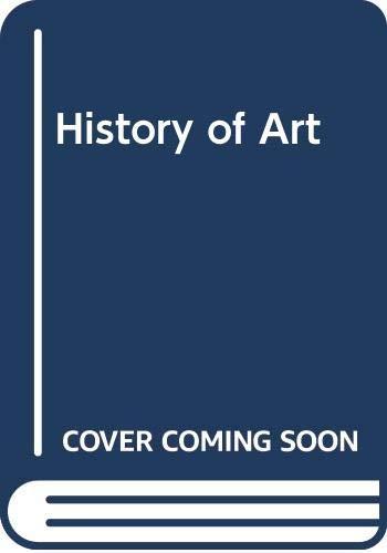 History of Art By H. W. Janson