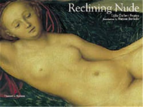 Reclining Nude By Lidia Guibert Ferrara