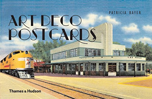 Art Deco Postcards By Patricia Bayer