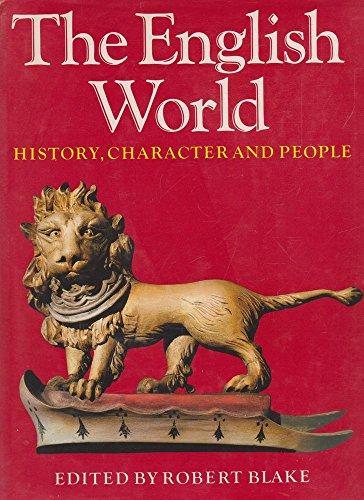 The English World By Robert Blake