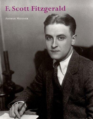 Fitzgerald, Scott (Literary Lives) By Arthur Mizener