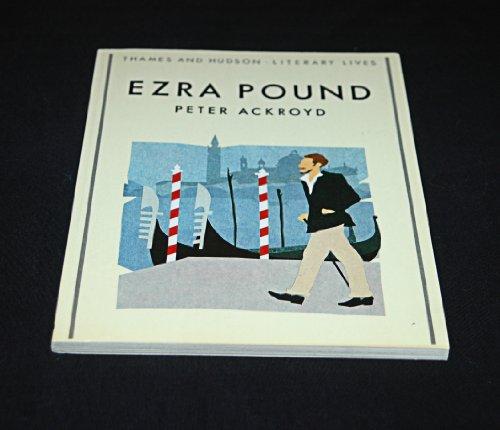 Ezra Pound By Peter Ackroyd