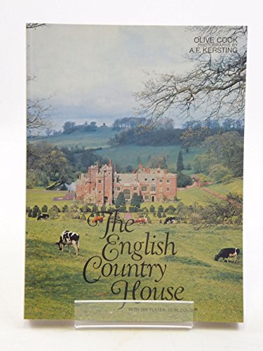The English Country House By Olive Cook