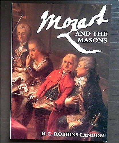 Mozart and the Masons By H.C.Robbins Landon