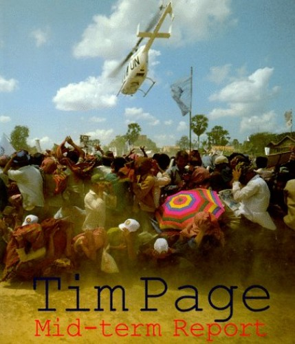 Mid-term Report By Tim Page