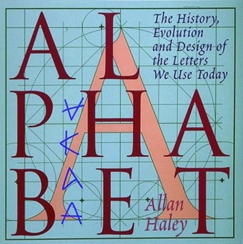 Alphabet By Allan Haley