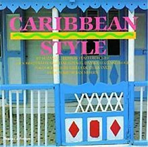 Caribbean Style By Suzanne Slesin