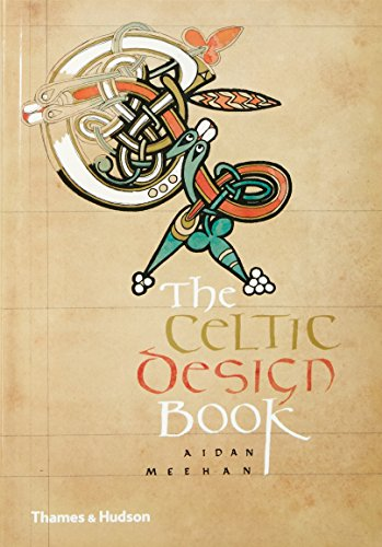 The Celtic Design Book By Aidan Meehan