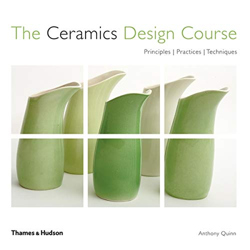 Ceramics Design Course By Anthony Quinn