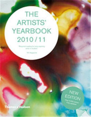 Artists' Yearbook 2010/11, The By Elinor Olisa