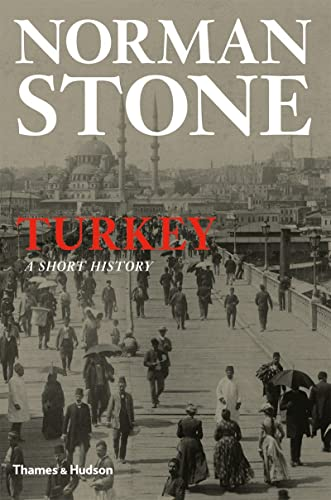 Turkey By Norman Stone