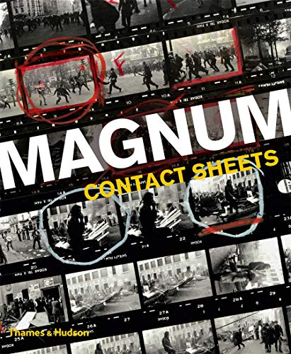 Magnum Contact Sheets By Kristen Lubben