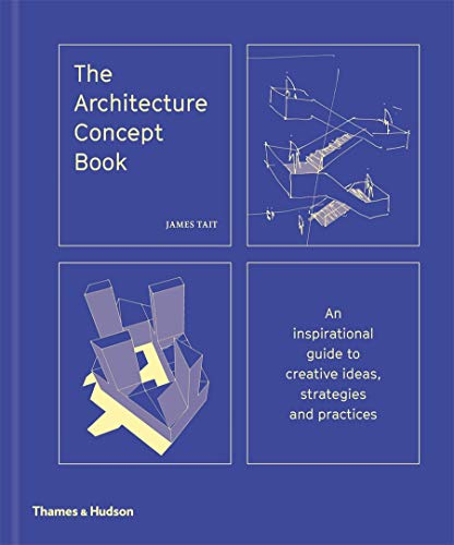 The Architecture Concept Book By James Tait