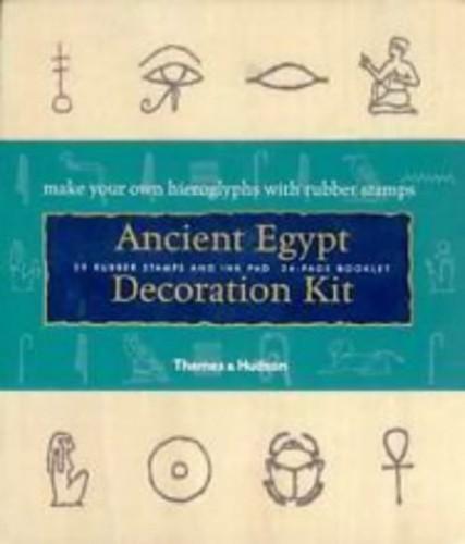 Ancient Egypt Decoration Kit By Jennifer Carson