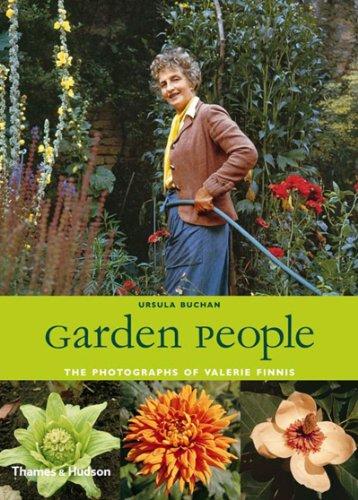 Garden People:Valerie Finnis & the Golden Age of Gardening By Ursula Buchan