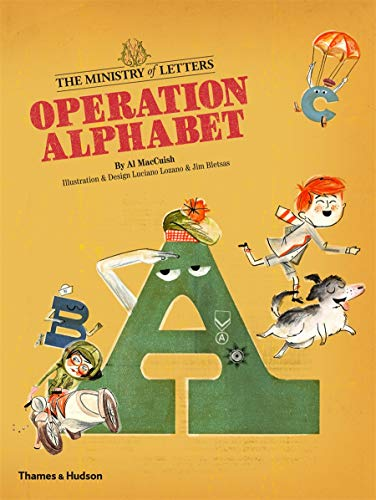 Operation Alphabet By Al MacCuish