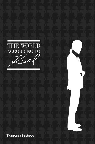 The World According to Karl: The Wit and Wisdom of Karl Lagerfeld by Jean-Christophe Napias