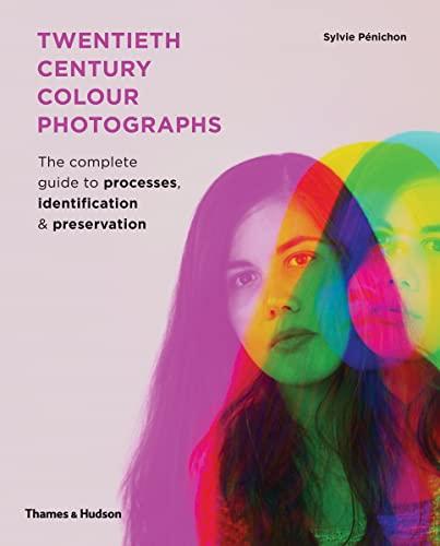 Twentieth Century Colour Photographs By Sylvie Penichon