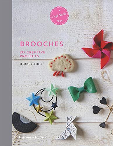 Brooches By Corinne Alagille