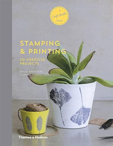 Stamping & Printing By Emilie Greenberg