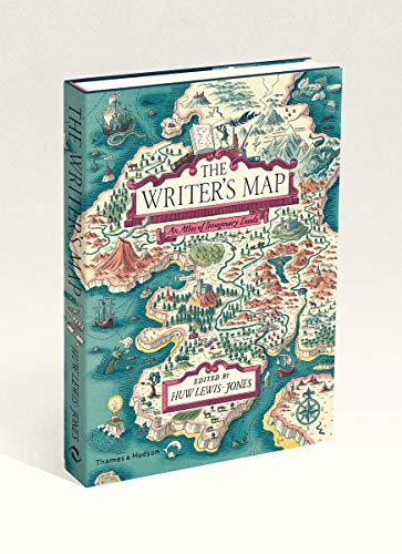 The Writer's Map By Edited by Huw Lewis-Jones