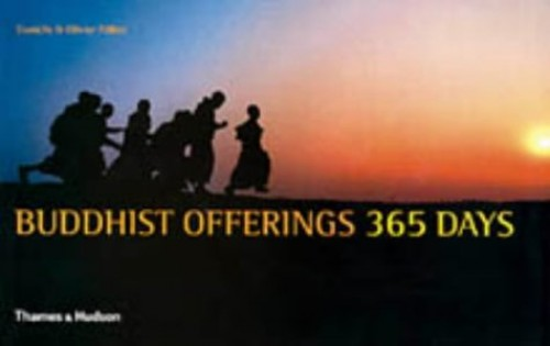 Buddhist Offerings 365 Days By Danielle Foellmi