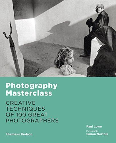 Photography Masterclass By Paul Lowe