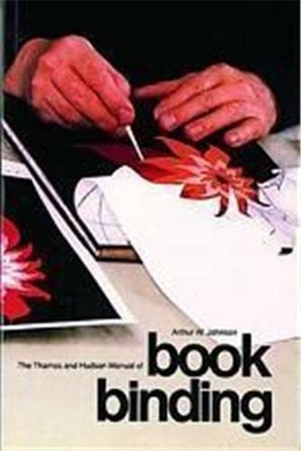 Manual of Bookbinding by Arthur W. Johnson