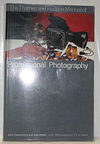 Manual of Professional Photography By John Constantine