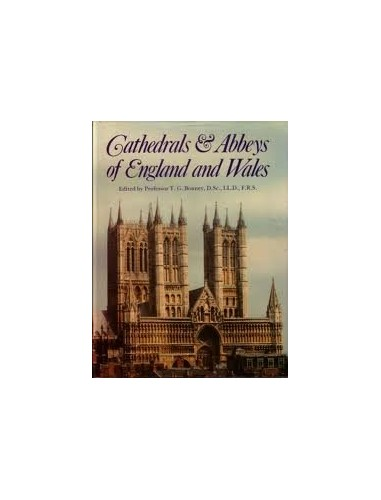 Cathedrals and Abbeys of England and Wales (Blue Guides) By Keith Spence