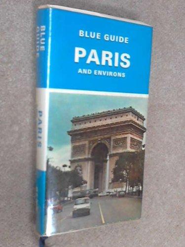 Paris and Environs By Volume editor Ian Robertson