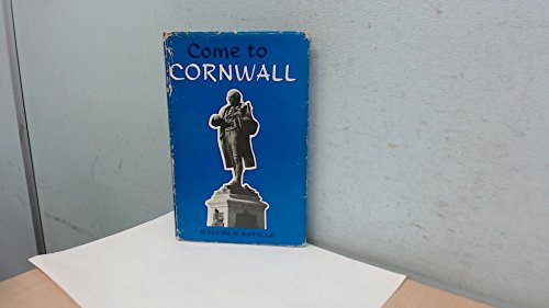 Come to Cornwall By Malcolm Saville