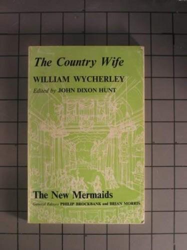 Country Wife By William Wycherley