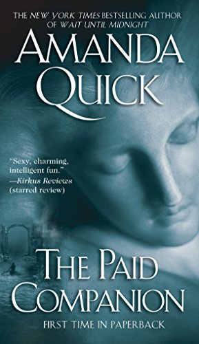 The Paid Companion By Amanda Quick