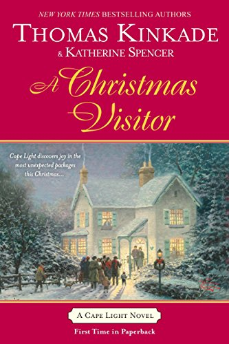 A Christmas Visitor By Dr Thomas Kinkade