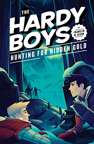 Hunting For Hidden Gold #5 By Franklin W. Dixon