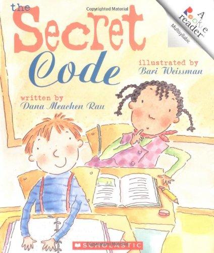 The Secret Code By Dana Meachen Rau