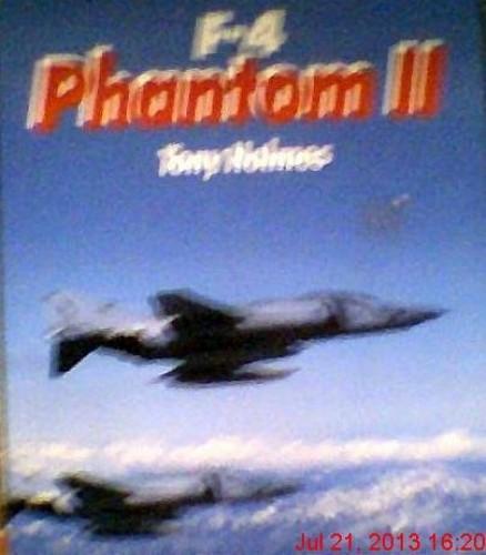 F-4 Phantom By Holmes
