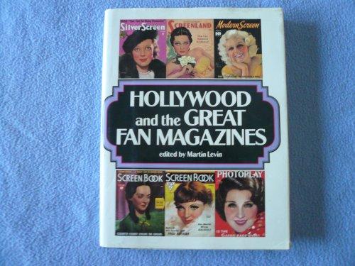 Hollywood & Great Fan Magazines von Martin Levin