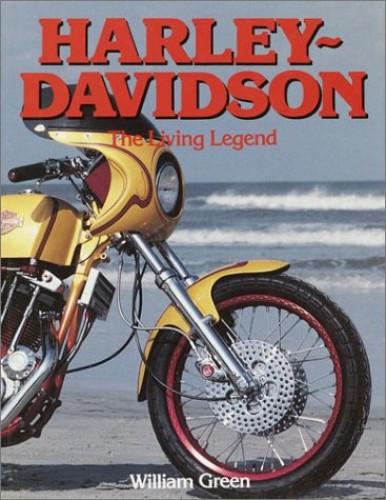Harley-Davidson By William Green