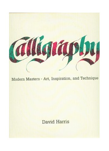Calligraphy By Davif Harris