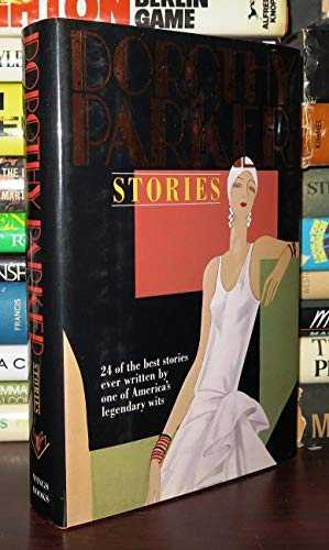 Dorothy Parker Stories By Dorothy Parker