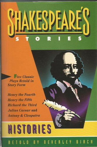 Histories By Shakespeare's Stories