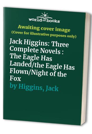 Omnibus: Jack Higgins By Jack Higgins
